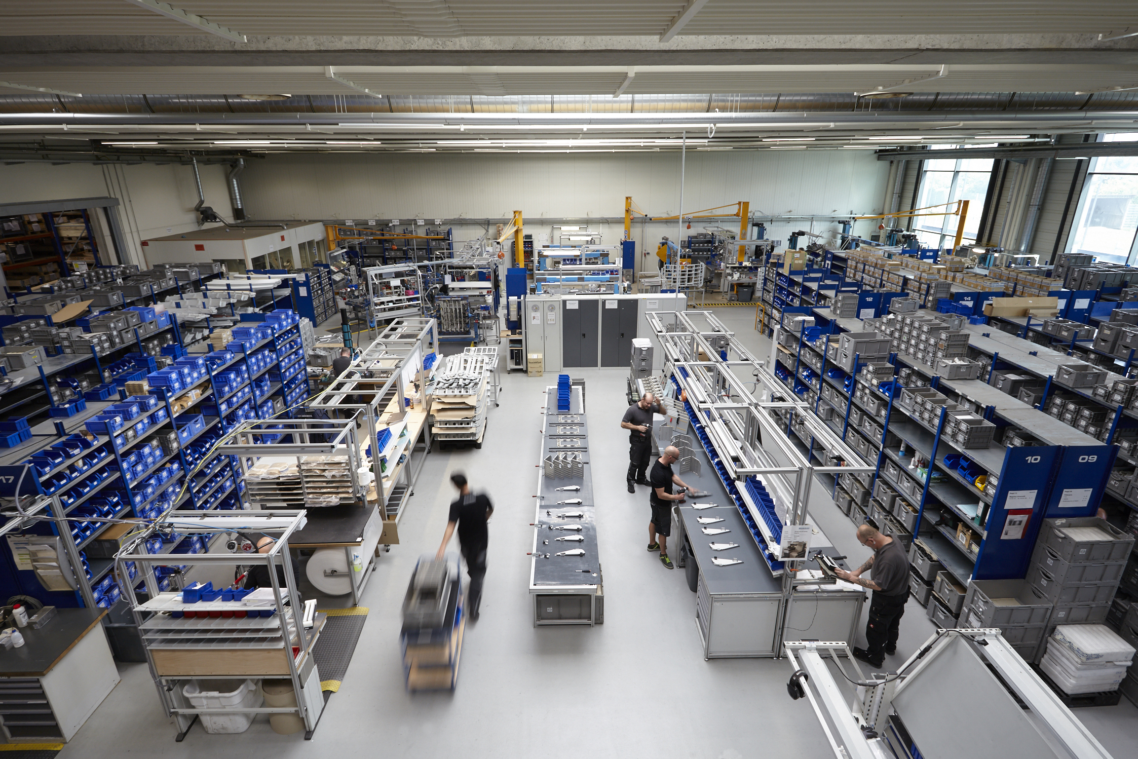 Aerospace / Maschinenbau Unternehmenskommunikation