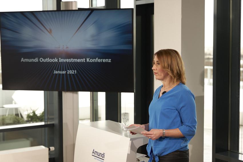 Amundi Outlook Konferenz 2021